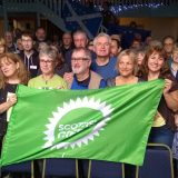 South of Scotland green meeting